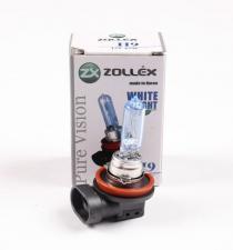 Лампа H9 12V 65W Синяя, Zollex
